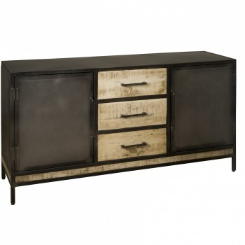 Industrieel dressoir Renew