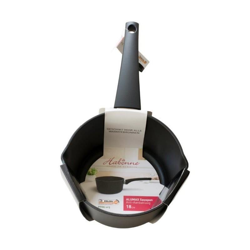 Habonne Alumax steelpan / sauspan