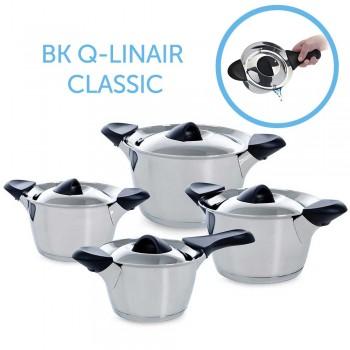 BK Q-linair Classic pannen