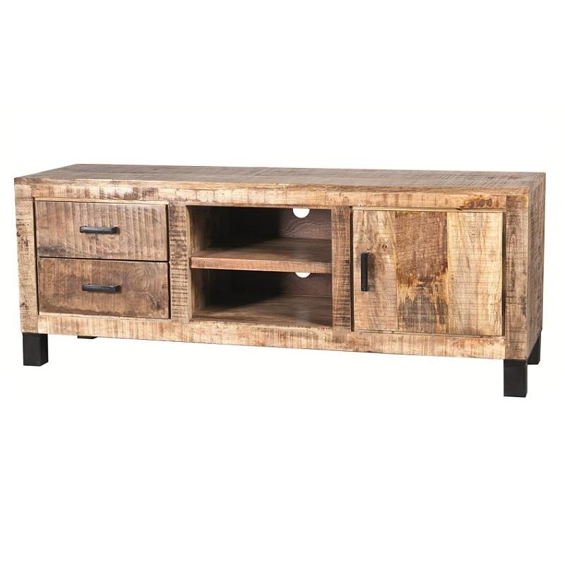 Ventura industrieel TV meubel groot
