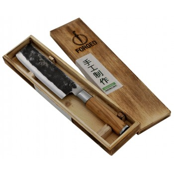 Forged Olive hakbijl