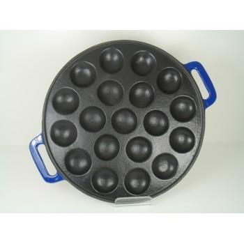 Relance poffertjespan/poffertjesplaat 19 stuks (inductiegeschikt)