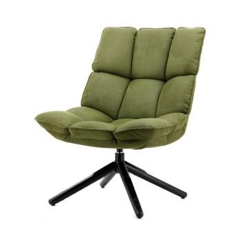 Fauteuil Daan touareg groen