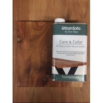 Care & Color woodsealer transparant