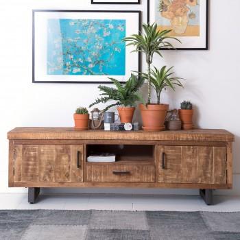 Mango industrieel TV-meubel