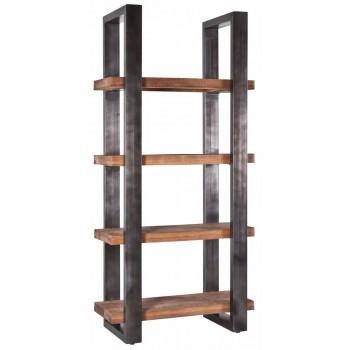 Mango industriële boekenkast universeel 160x200cm