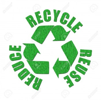 100% gerecycled materiaal