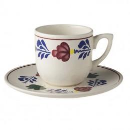 Boerenbont Kleintje Koffie kop en schotel 180ml