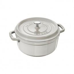 Staub Truffle White braadpan