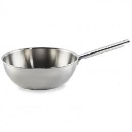 Habonne Triply wok met steel