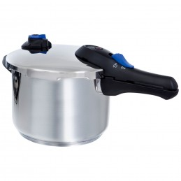 BK Snelkookpan 6 liter RVS