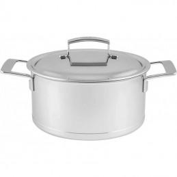 Demeyere Silver kookpan 24cm, 5.2 liter