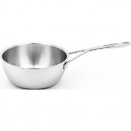 Demeyere Silver sauspan / sauteuse 18cm