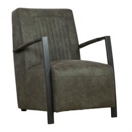 Varia-industriële fauteuil- Jeep antraciet