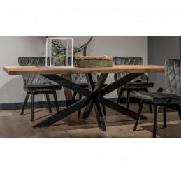 UrbanSofa tafel met spinpoot
