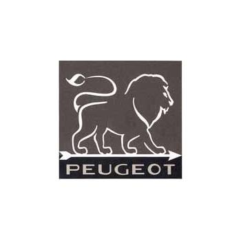 Pepermolen Peugeot Paris Laqué fel rood