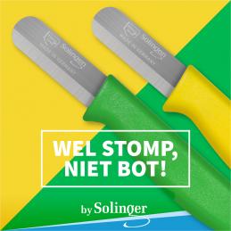 Solinger Safety Schiller -set van 2 veilige schilmessen