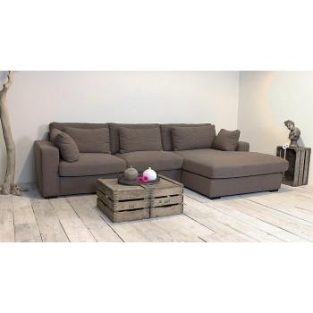UrbanSofa Giorno loungebank met longchair