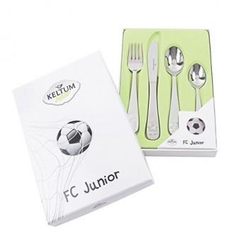 Kinderbestek Keltum FC Junior 4 delig