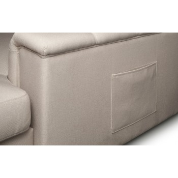 Loungebank 2,5 zits 280 cm