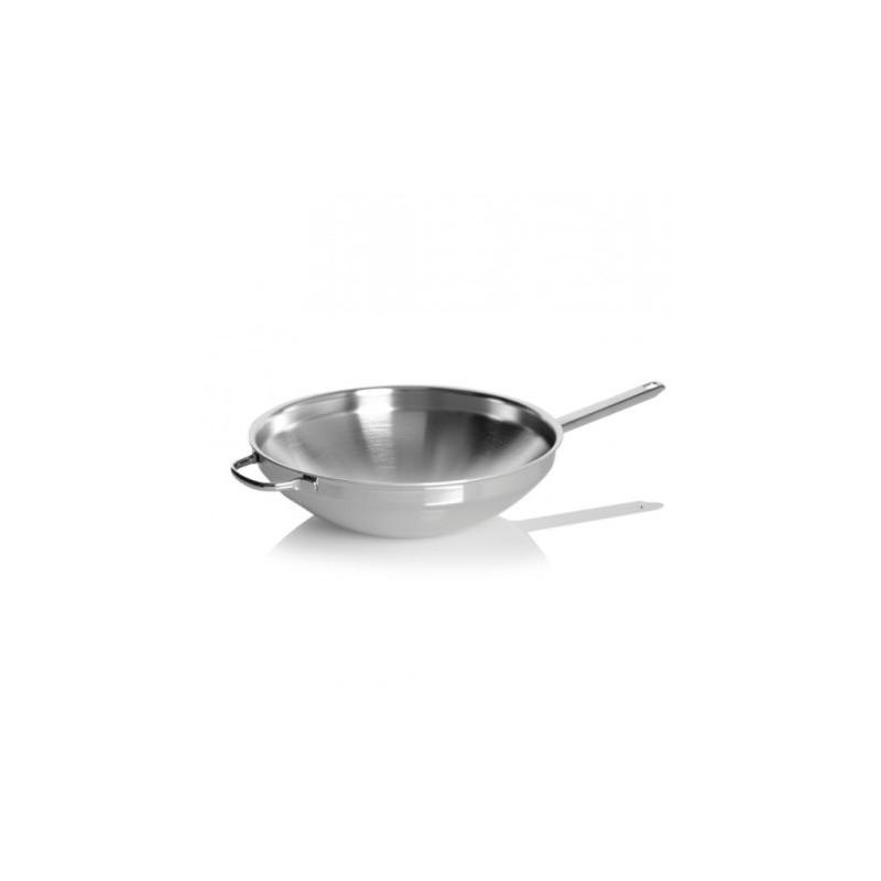 Demeyere wok met tegengreep