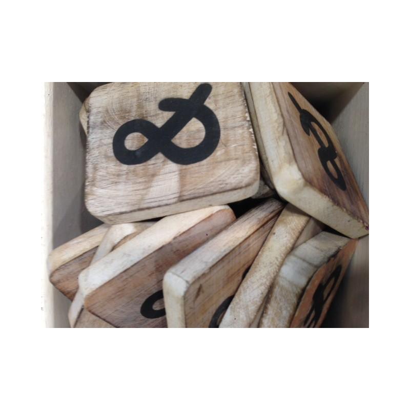 Scrabble symbool &