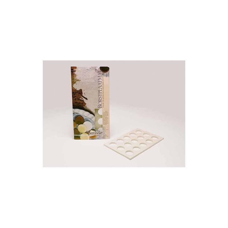 Borstplaatmat voor roomborstplaat fondant