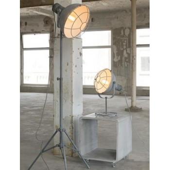 Vloerlamp en tafellamp Industry Concrete