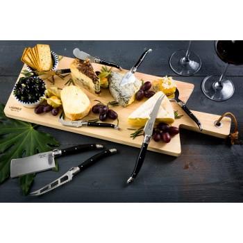 Laguiole Style de Vie kaasmessen en serveerplank
