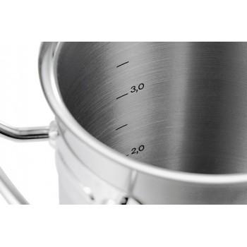 Fissler Original Profi rvs soeppan 9.1 liter