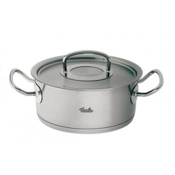 Fissler Original Pro kookpan 20cm laag model