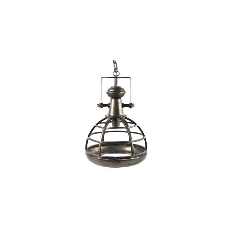 Industriële hanglamp Neelie zwart small
