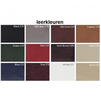 kleuren Knudsen Madrasleer