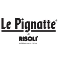 Risoli Le Pignatte lichtgewicht pan