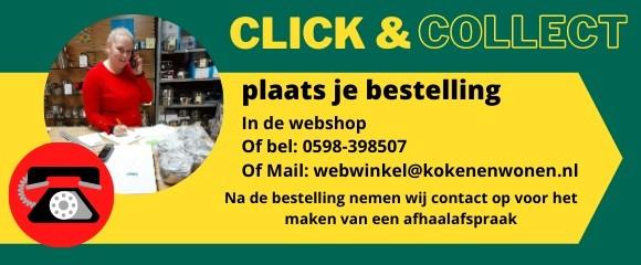 Koken & Wonen Click en Collect